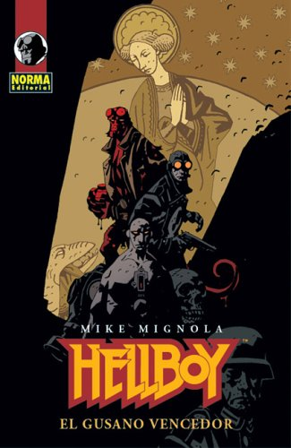 Hellboy: El Gusano Vencedor (The Conqueror Worm en español) (Spanish Edition) PDF