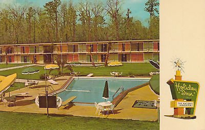 F0257 FL, Ocala Holiday Inn Postcard