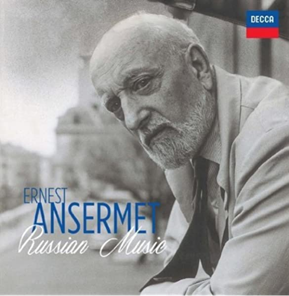 Russian Music: Ernest Ansermet, Nicolai Rimsky Korsakov
