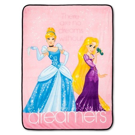 Disney Princess Besties Throw (46