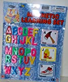 DDI 1273013 Magnetic letters Picture Cards Case Of 72