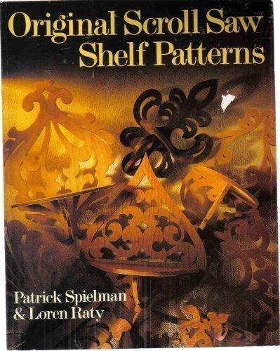 Original Scroll Saw Shelf Patterns