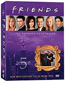 Friends: The Complete Fifth Season (4 Discs) [Import]