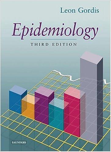 Epidemiology 3e leon gordis 9780721603261 amazon books epidemiology 3e 3rd edition by leon gordis fandeluxe Image collections