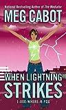 When Lightning Strikes, Jenny Carroll and Meg Cabot, 1416927050