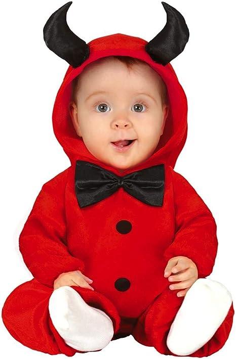 Costumi Halloween Neonati Vendita.Fiestas Guirca Costume Pigiama Diavolo Diavoletto Neonato Per Travestimento Halloween Amazon It Sport E Tempo Libero