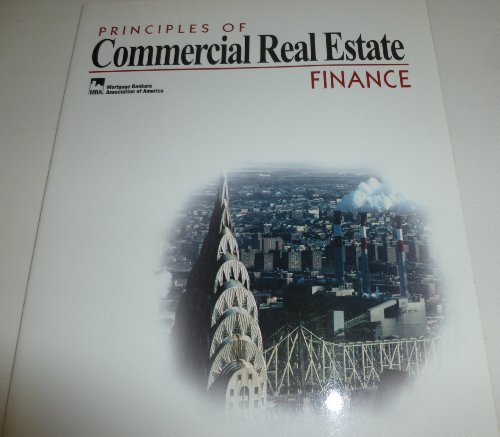 Principles of Commercial Real Estate: Finance