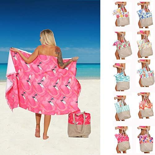 Naturawalk - Toalla de rizo 100% algodón orgánico, toalla de playa ...