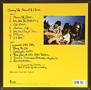 Sailing The Seas Of Cheese [LP]