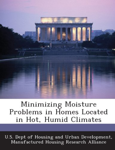 Problems in Homes Located in Hot, Humid Climates ()