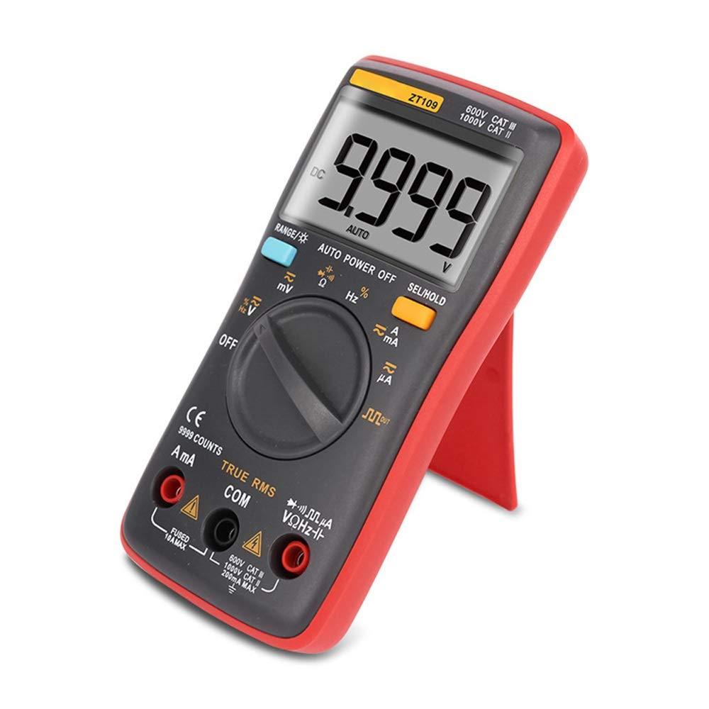 ZITENGZHAI-multimeter Professional True-RMS Digital Multimeter ...