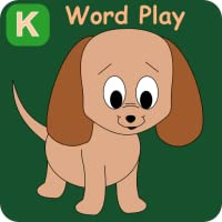 Kindergarten Kids Word Play - Match, Sight Words, Phonics and Spelling Games