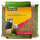 Wild Harvest H19843Q W/H Ferret Blend 3Lb Bag