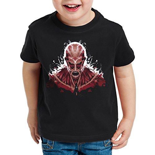 Bataillon n Titan Pour Des Enfants Supremacy Titans A shirt t T Attaque SRwwvqU