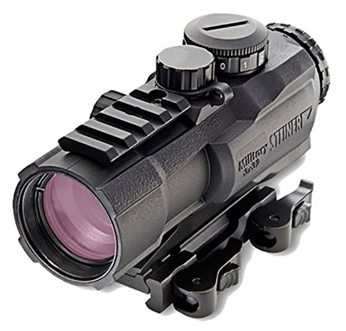 Steiner Model 8788-556 – M332 Prism Sight 3×32, Reticle 5.56, Black Review