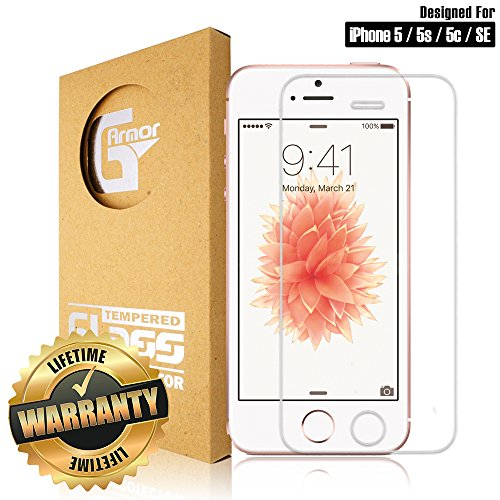 iPhone SE Screen Protector G Armor product image