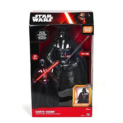 Figurine interactive télécommandée Dark Vador - Star Wars (44 cm)