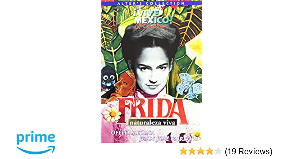 Amazon.com: Frida Naturaleza Viva: Ofelia Medina: Movies & TV