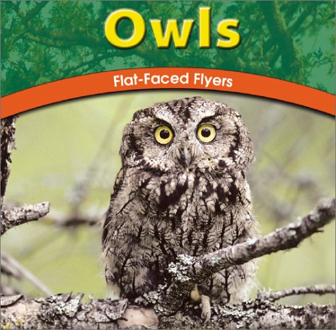 Owls: Flat-Faced Flyers (The Wild World of Animals)