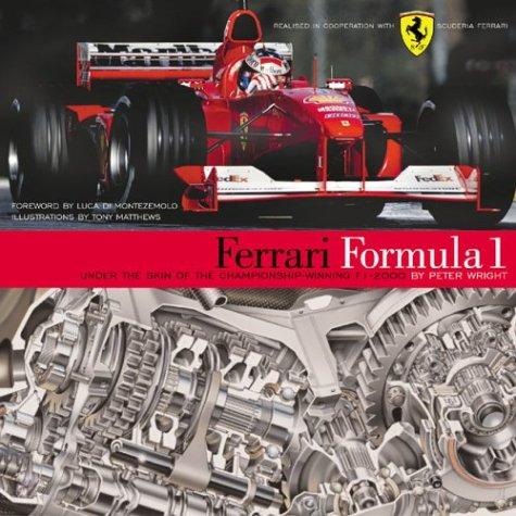 Price comparison product image Ferrari Formula 1: Under the Skin of the Championship-Winning F1-2000 (R-356)
