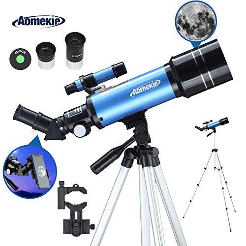 Aomekie Kids Telescope for