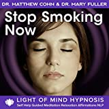 Stop Smoking Now Light of Mind Hypnosis Self Help Guided Meditation Relaxation Affirmations NLP