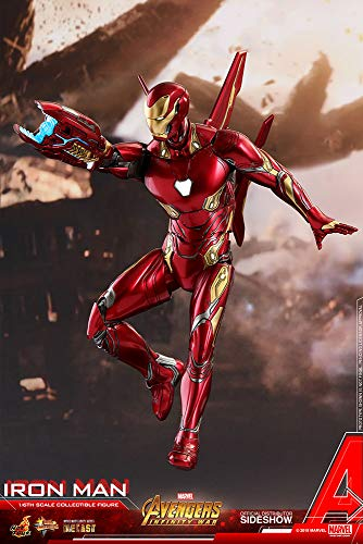 Hot Toys Marvel Avengers Infinity War Iron Man Mark L 50 Diecast 1/6 Scale Figure from Hot Toys