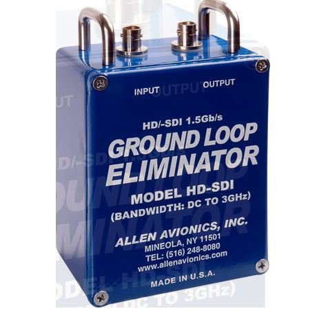 Allen Avionics HD-SDI Single Channel Hum Eliminator ()