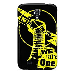 Pollary Galaxy S4 Well-designed Hard Case Cover Punk Nexu Protector