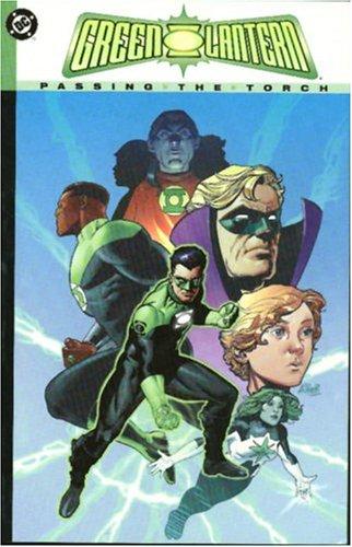 Green Lantern: Passing the Torch
