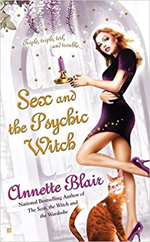 Image result for book cover sex and the psychic witch