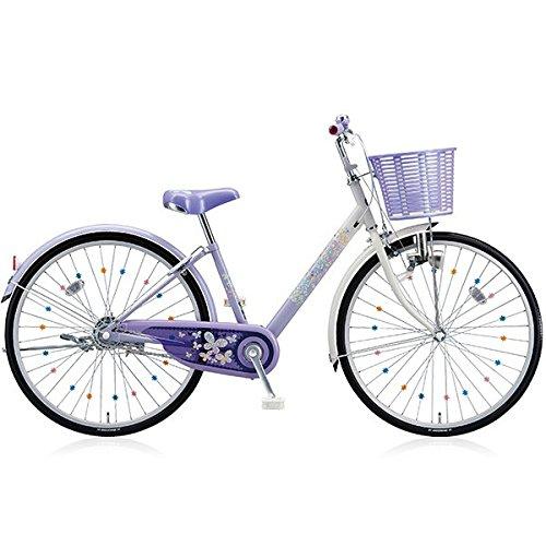 ブリヂストン(BRIDGESTONE) 子供用自転車 エコパル EP00 ラベンダー 20インチ B076L954HS
