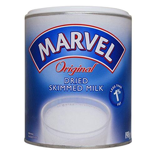 Marvel Original Dreid Skimmed Milk 12 x 198gm by Marvel