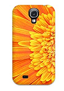 Hot New Fresh Marigold Case Cover For Galaxy S4 With Perfect Design