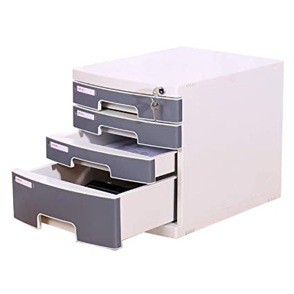 Superbe File Cabinet Desktop File Cabinet Plastic With Lock Four Tier Drawer Office  Data Cabinet File