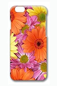 Case Cover For Apple Iphone 6 4.7 Inch 3D Fashion Print Drop Protection Case Cover For Apple Iphone 6 4.7 Inch Fresh Daisies Scratch Resistant es