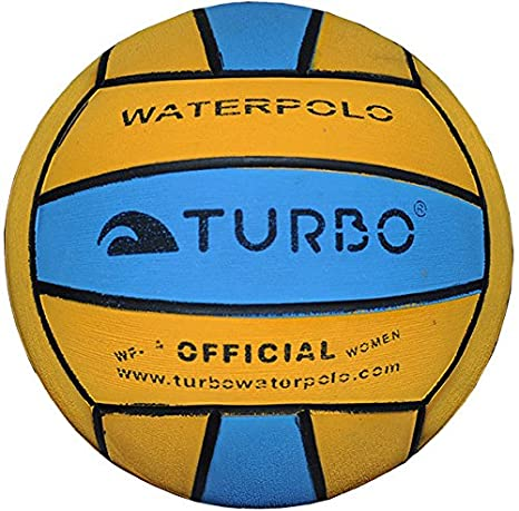 Turbo Ballon WP Women - Pelota de Waterpolo, Color fantasía, Talla ...