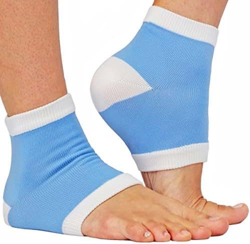 NatraCure Intensive Moisturizing Gel Heel Sleeves (1325-M CAT)
