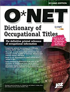 dictionary of occupational titles pdf