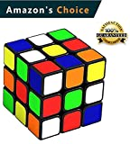 Magic Speed Cube Mystery Gift-The Best Brain Training Game 3x3 Sticker Smooth Puzzle