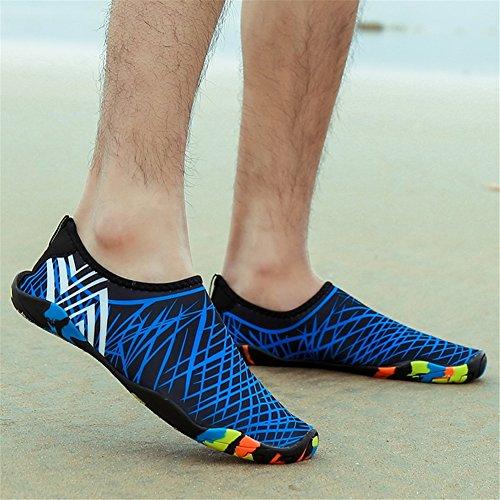 Aqua Set de SHINIK Shoes natación al descalzos playa estilo Antideslizante Ocio y buceo Pies Deportes Zapatos B Zapatos nuevo libre aire verano de Zapatos de la en Primavera xxq74rwBFZ
