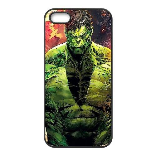 Hulk coque iPhone 4 4S cellulaire cas coque de téléphone cas téléphone cellulaire noir couvercle EEEXLKNBC25860