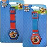 Nickelodeon Paw Patrol Digital Watch (2 Pack), Assorted Colors