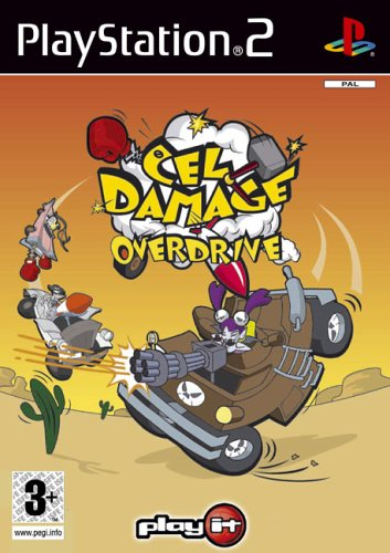Amazon.com: Cel Damage Overdrive by System 3: Health & Personal Care
