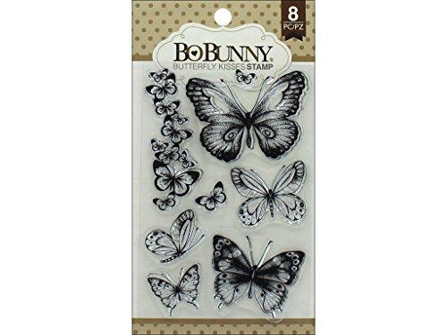 Bo Bunny BBU12105027 Butterfly Kisses Stamp ()