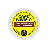 Café Bustelo 100% Colombian Medium Roast K-cup (24 Count) For Sale
