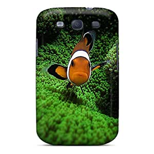 Clown Fish Case Compatible With Galaxy S3/ Hot Protection Case