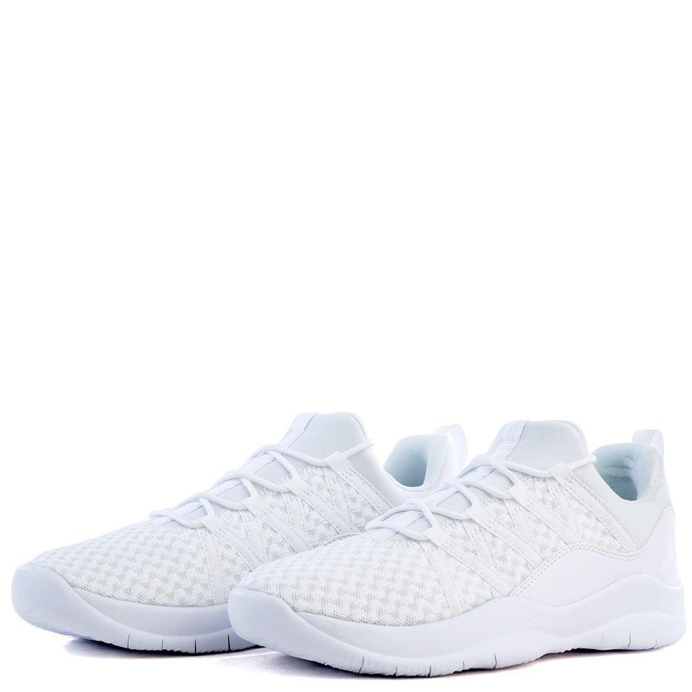 Big Kids Jordan Deca Fly White//White