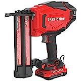 CRAFTSMAN CMCN618C1 V20 18GA Cordless Finish Nailer Kit