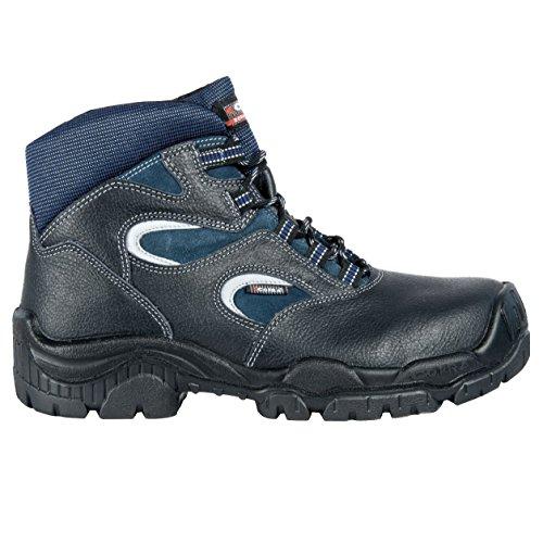 """Cofra 31230–000.w43Talla 43S3SRC–zapatos de seguridad de """"Kaunas, color negro y azul"""